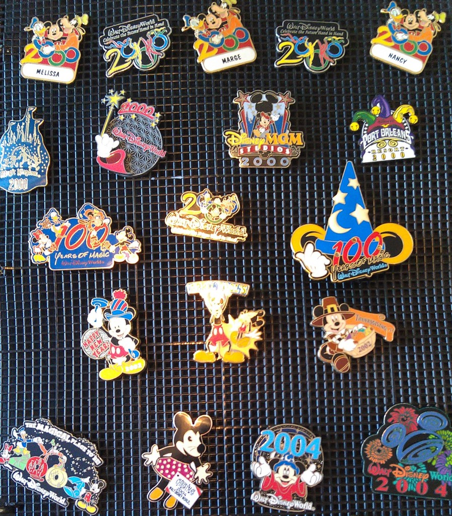Thrifty Thursday: What's The Deal With Disney Pin